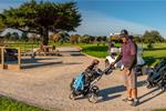 The 5th Tee Cart Path
