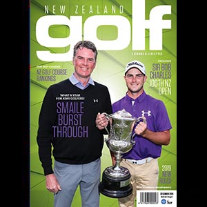 New Zealand Golf Magazine Silver Subscription