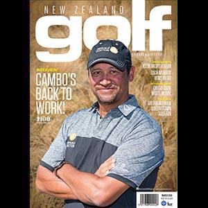 New Zealand Golf Magazine 1 Year Subscription