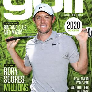 New Zealand Golf Magazine Silver Subscription