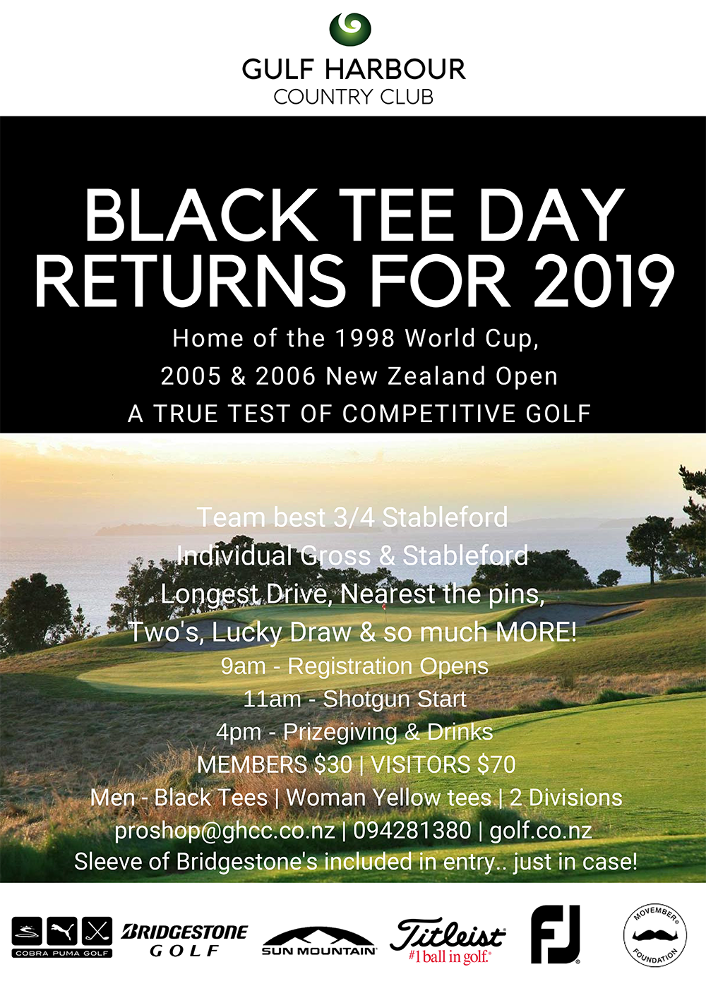 Black Tee Day 2019