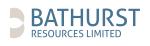 Bathurst Resources Limited