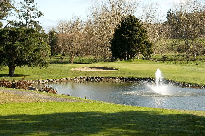 Home Pukekohe Golf Club