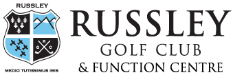 Russley Golf Club Website
